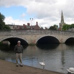 Discovering Baptist History in Bedford, England