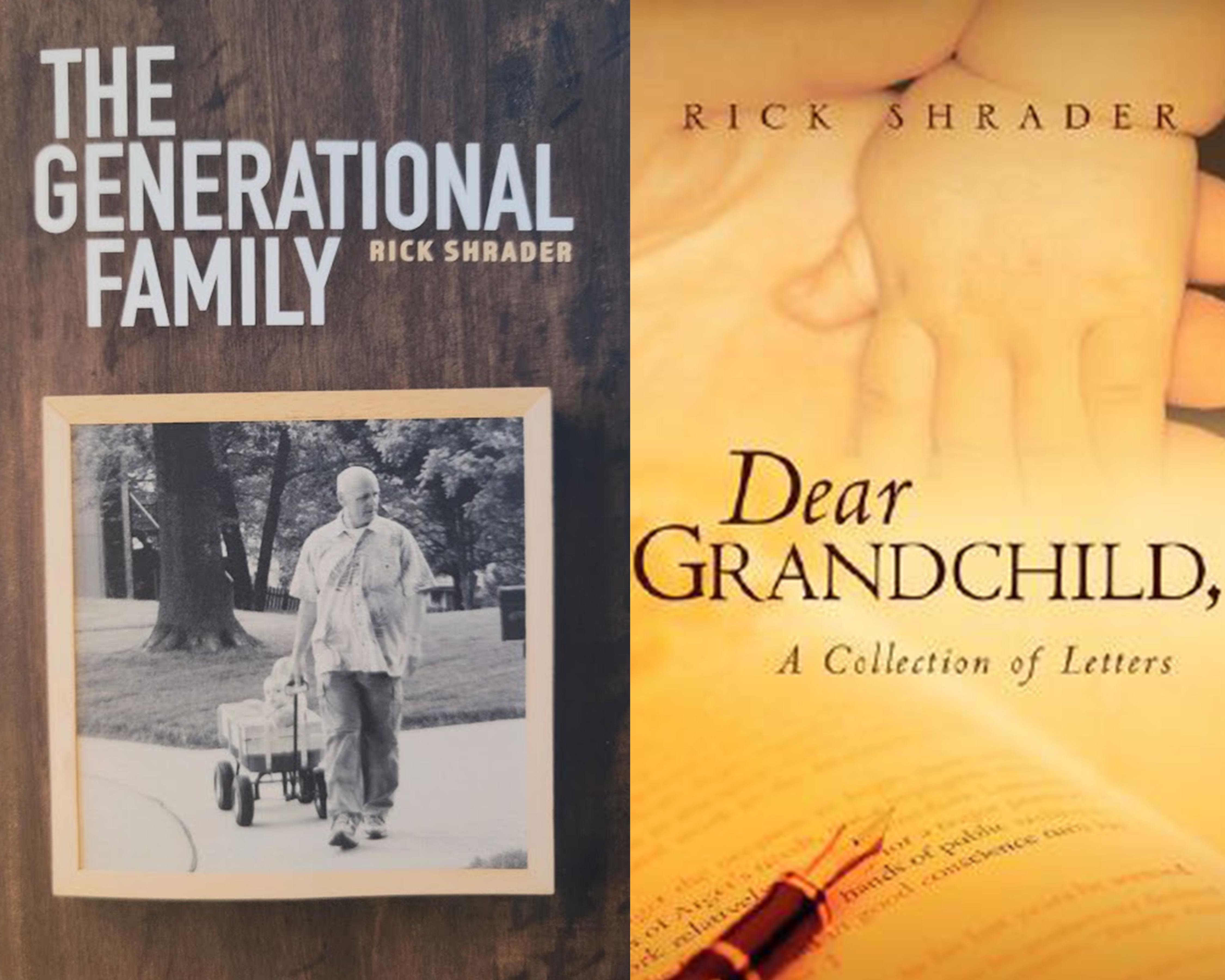 Books by Rick Shrader